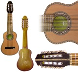Beginners Charango in Naranjillo Wood