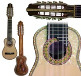 Professional Charango of Jacaranda Wood