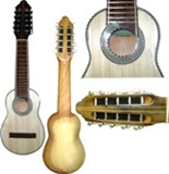 Beginners Charango Naranjillo - Wood