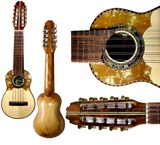 """Garcia"" Professional Charango in naranjillo Wood"