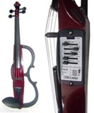 Electric violin - Half body