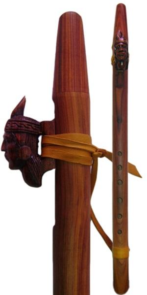 Cherokee Flute - Indio Totem|Flute|Bolivia