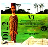 "VI International Festival ""Misiones de Chiquitos"" VOL. 2 (CD + DVD)"