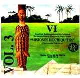 "VI International Festival ""Misiones de Chiquitos"" VOL. 3 (CD + DVD)"