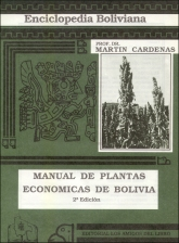 Manual de Plantas Economicas de Bolivia - From Martin Cardenas