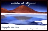Great salt flat of Uyuni