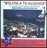 CD ROM of Bolivia  Vol. 1 - La Paz