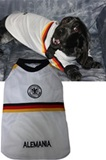 Soccer Jearsy for Dogs - Germany