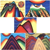 Mamani Mamani (Mountains) Postcards