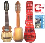 Set Beginning: Begginers Charango+ Cover Case + Strings + Learning Method