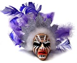 Small Tobas Mask