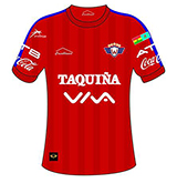 Official T-shirt - Wilstermann 2014