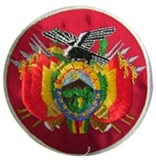 Patch: National Coat of Arms