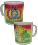 Bolivian National Coat Mug