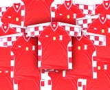 12 GUABIRA Jerseys for a Soccer Team
