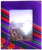 Awayo Photo Frame - Purple