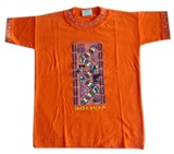 Orange T-Shirt - For Kids