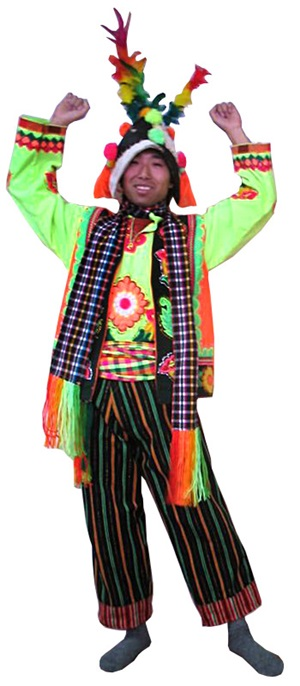 Disfraz de Tinku - Hombre 4854a0be672