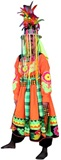 Tinku costume for woman