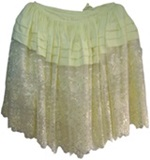 Cholita Underskirt - Yellow