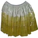 Cholita Skirt - Yellow