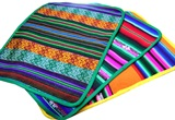 Awayo individual table mats -multicoloured designs