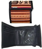 Squared Awayo Wallet - Brown