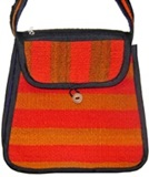 Awayo Stripped Bag