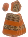 Awayo Table Set - Orange