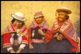 Postcards - Bolivian Faces