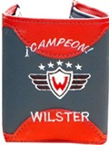 Triple wallet (two colors)  Wilstermann